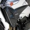 suzuki GSR 600 2006 à 2011 raw radiator bodyworks