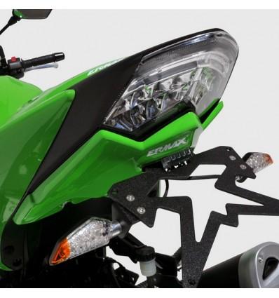 kawasaki ZX 6R 09/12 + ZX 10R 08/10 feu arrière LED avec clignotants intégrés