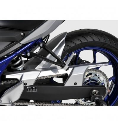 Yamaha MT03 2016 2017 garde boue arrière lèche roue BRUT à peindre