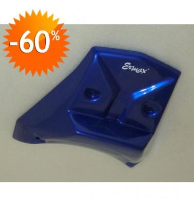 ERMAX support de plaque Kawasaki ZX6R 2003 à 2004 bleu métal