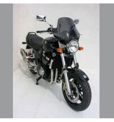 pare brise bulle universel mini freeway pour moto roadster custom 40cm. Black Bedroom Furniture Sets. Home Design Ideas