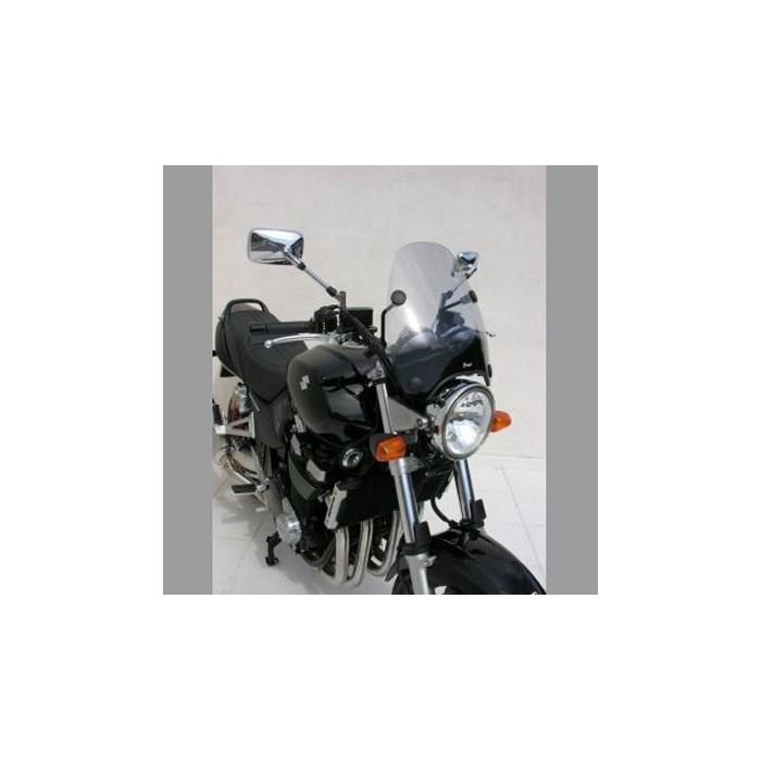 pare brise bulle universel mini rider pour moto roadster custom 40cm. Black Bedroom Furniture Sets. Home Design Ideas