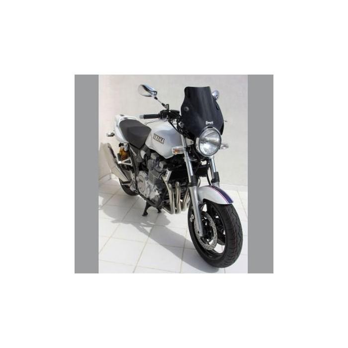 pare brise bulle universel mini stunt pour moto roadster custom 35cm. Black Bedroom Furniture Sets. Home Design Ideas