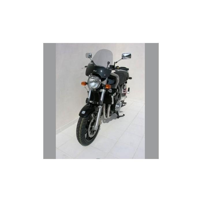 pare brise bulle universel rider pour moto roadster custom 50cm. Black Bedroom Furniture Sets. Home Design Ideas