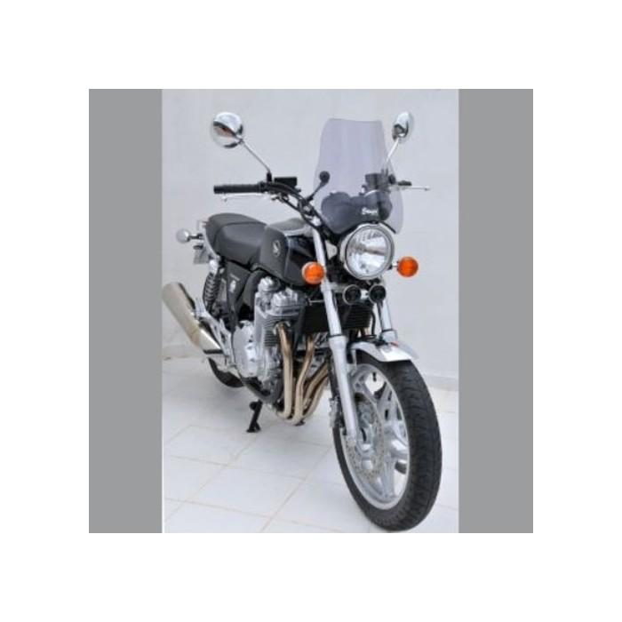 pare brise bulle universel stunt pour moto roadster custom 41cm. Black Bedroom Furniture Sets. Home Design Ideas