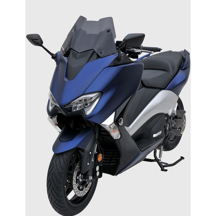 yamaha tmax 530 dx sx 2017 pare brise hyper sport 31cm silverstone motor. Black Bedroom Furniture Sets. Home Design Ideas