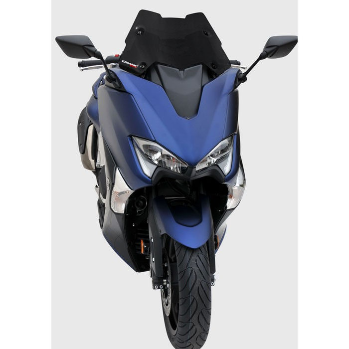 yamaha tmax 530 dx sx 2017 2018 pare brise hyper sport 31cm. Black Bedroom Furniture Sets. Home Design Ideas