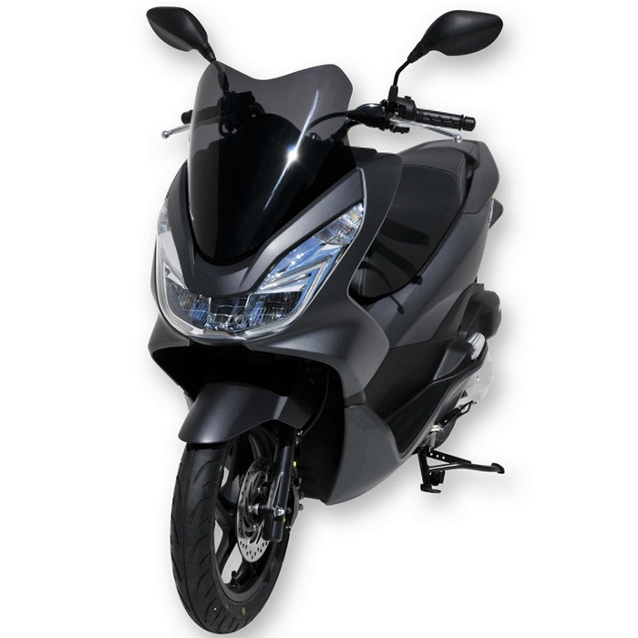 honda pcx 125 2014 2015 2016 2017 2018 pare brise bulle sport 48cm ermax. Black Bedroom Furniture Sets. Home Design Ideas