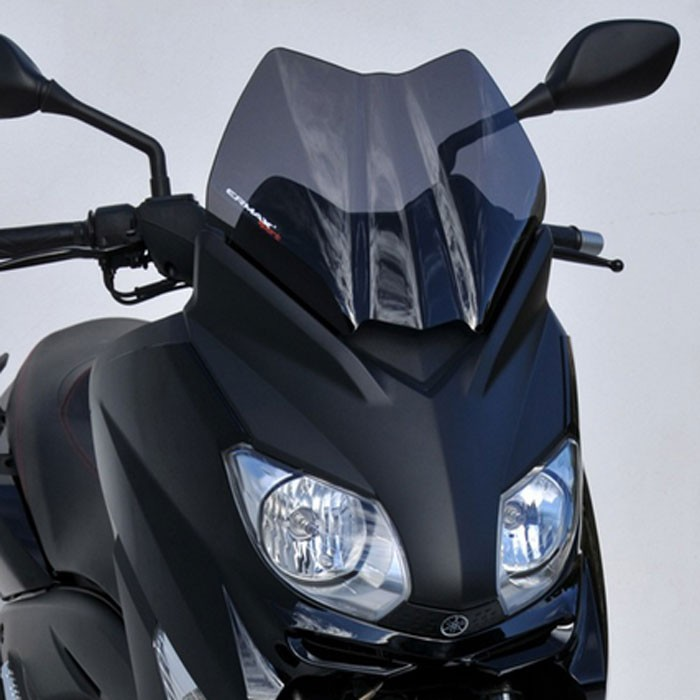 pare brise sport court ermax yamaha 125 250 xmax 2010 2013. Black Bedroom Furniture Sets. Home Design Ideas