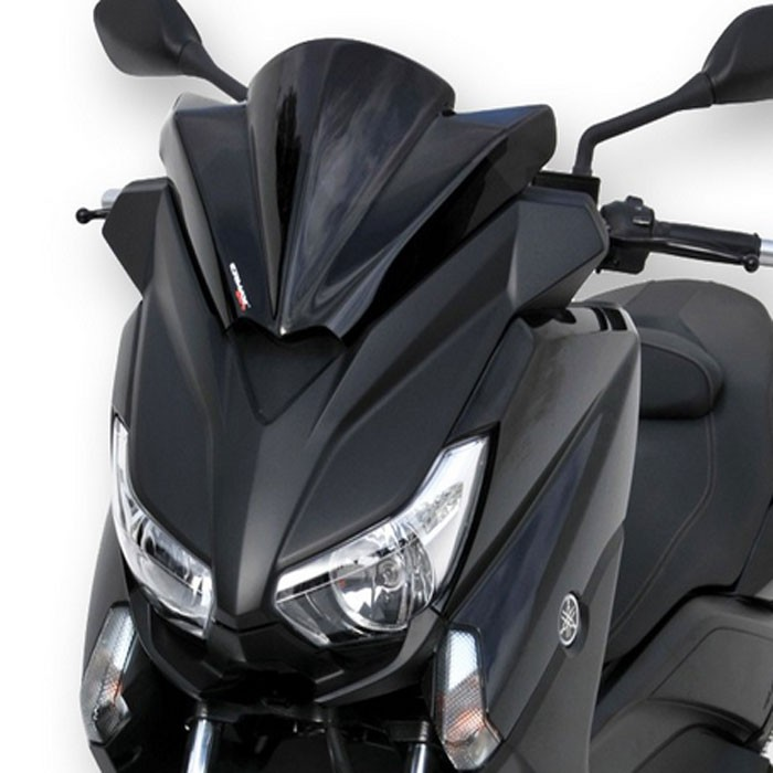 yamaha 400 xmax 2013 2017 pare brise sport saute vent 31cm. Black Bedroom Furniture Sets. Home Design Ideas