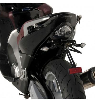 Ermax Honda 700 Integra 2012 2013 Painted Undertray With Rear Led Light