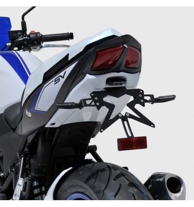 suzuki SV 650 N 2016 2017 passage de roue BRUT