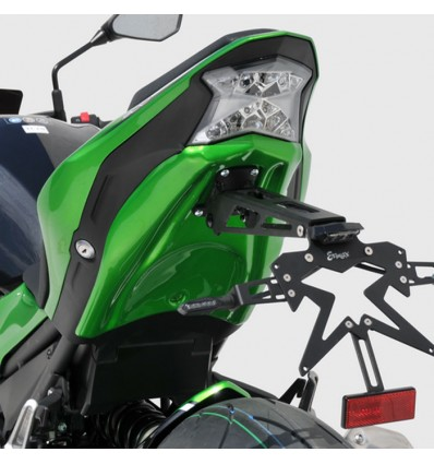 kawasaki Z900 2017 2018 passage de roue PEINT