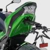 kawasaki Z900 2017 2019 passage de roue PEINT