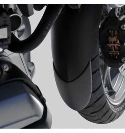bmw R1200 GS & ADVENTURE 2013 à 2017 prolongateur de garde boue AVANT noir petit modèle