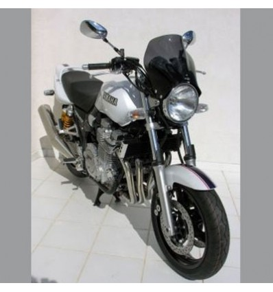saute vent universel SPEED MAX pour moto roadster 25cm