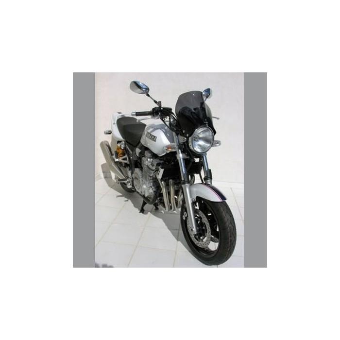 saute vent universel speed max pour moto roadster 25cm. Black Bedroom Furniture Sets. Home Design Ideas
