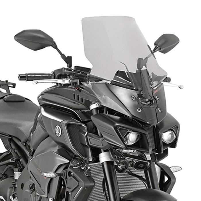 GIVI Yamaha MT10 2016 2019 HP windscreen D2129S - 53.5cm high