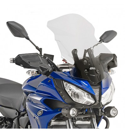 GIVI Yamaha MT07 TRACER 700 2016 2019 HP windscreen D2130ST - 56cm high