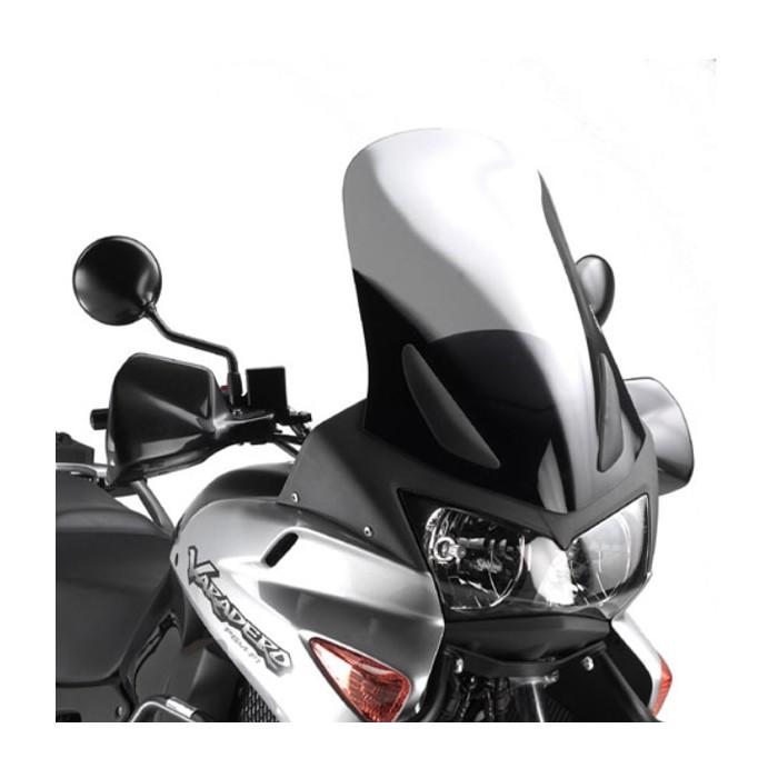 GIVI honda XL 1000 VARADERO 2003 à 2012 bulle HP haute protection D300ST - hauteur 60cm