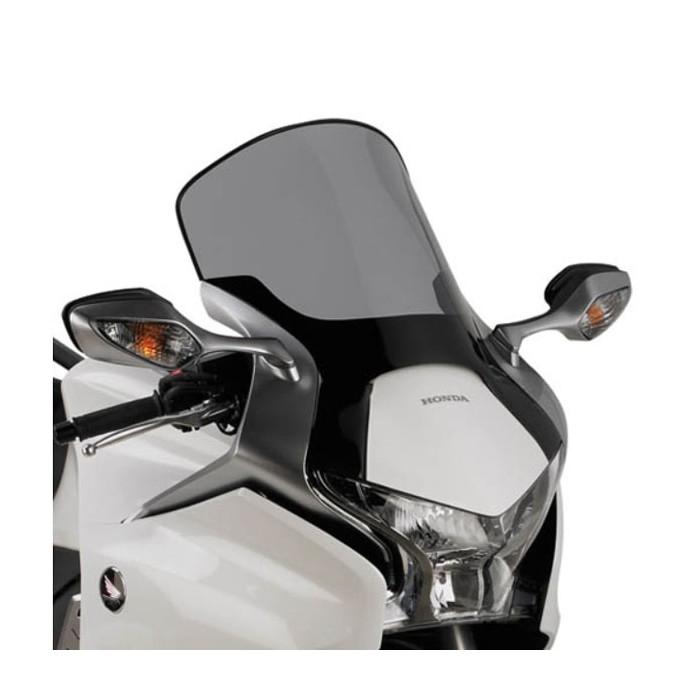 GIVI honda VFR 1200 F 2010 to 2016 HP windscreen D321S - 40cm high
