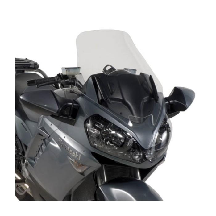GIVI Kawasaki GTR 1400 2007 2015 HP windscreen D407ST - 58cm high