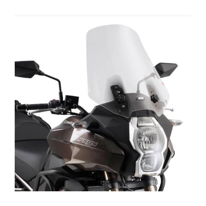 GIVI Kawasaki 1000 VERSYS 2012 2016 HP windscreen D4105ST - 49cm high