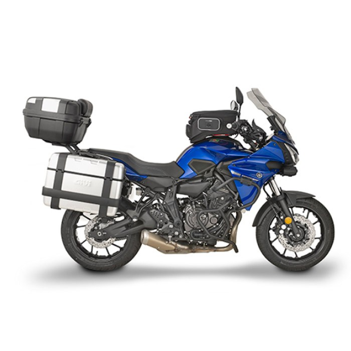 Accessoire moto mt 07 tracer