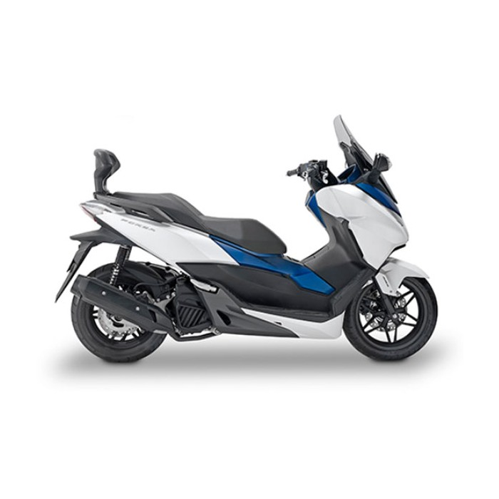 givi dosseret passager pour scooter honda 125 forza 2015 2018 tb1140. Black Bedroom Furniture Sets. Home Design Ideas