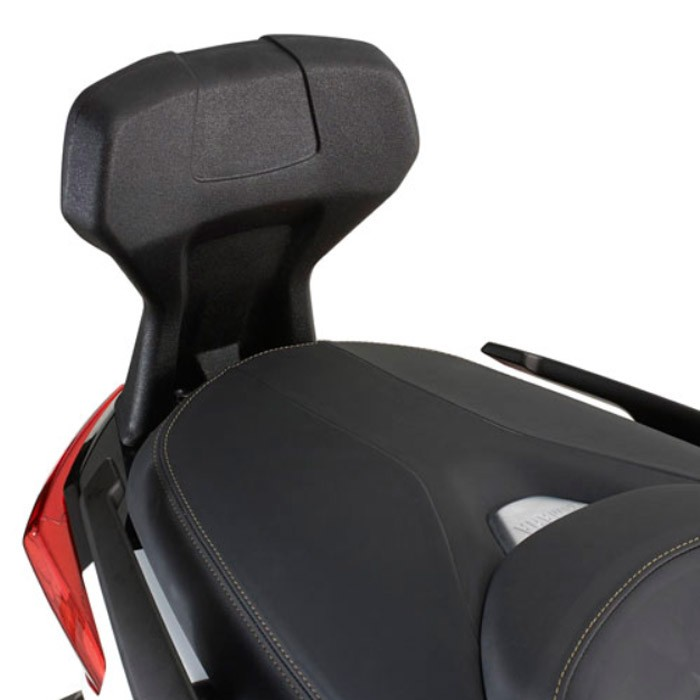 givi dosseret passager pour scooter yamaha 125 250 xmax 2014 2016 tb2111. Black Bedroom Furniture Sets. Home Design Ideas