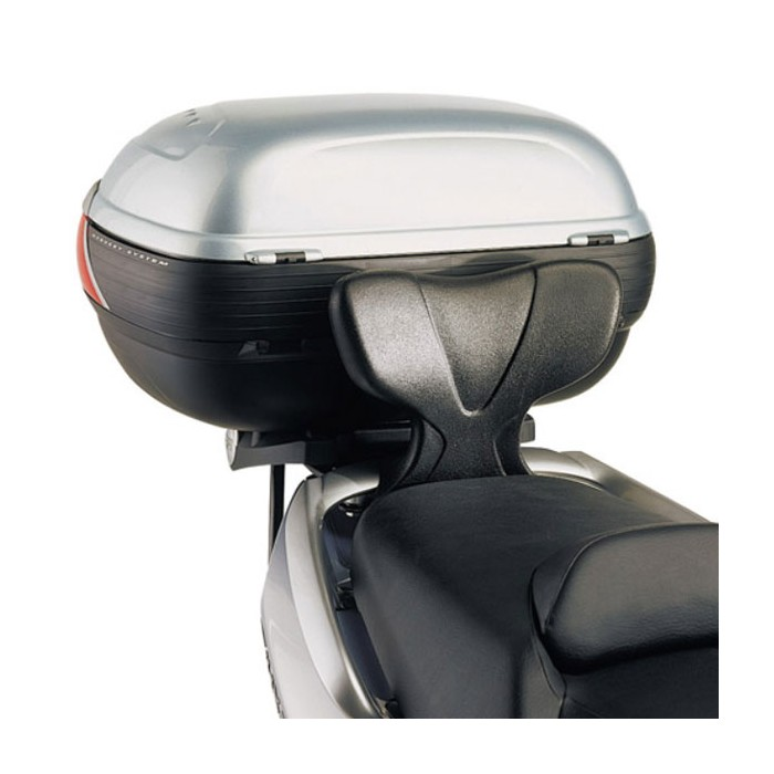 givi dosseret passager pour scooter yamaha 500 tmax t max 2001 2007 tb45. Black Bedroom Furniture Sets. Home Design Ideas