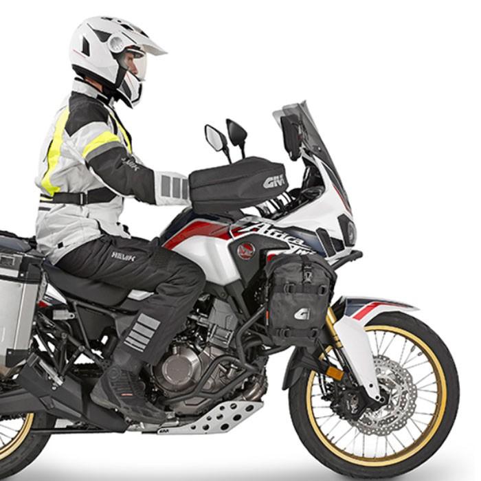 givi manchons universels semi rigides hiver pour moto avec pare main tm421. Black Bedroom Furniture Sets. Home Design Ideas