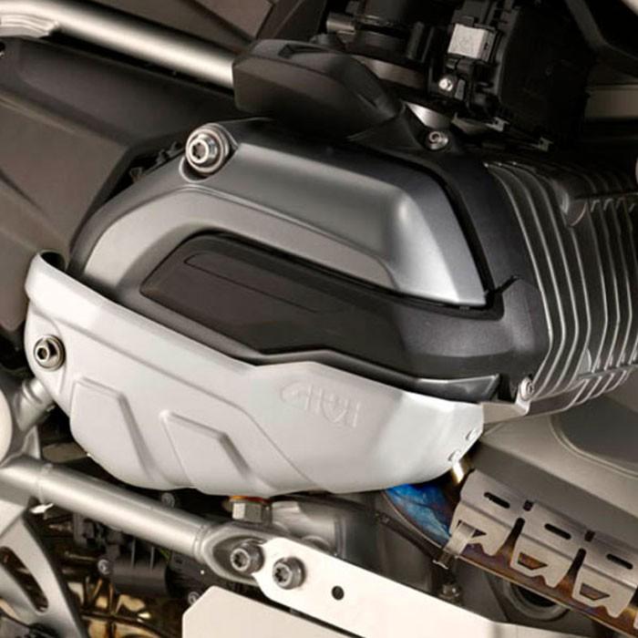 givi paire de pare cylindres aluminium moto pour bmw r1200 gs 2013 2018 ph5108. Black Bedroom Furniture Sets. Home Design Ideas