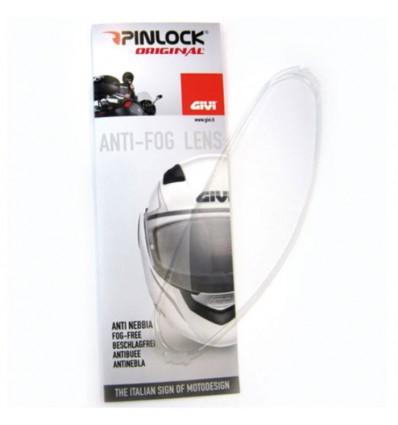 Givi Pinlock Film écran Anti Buée Autocollant Pour Casque Givi Moto