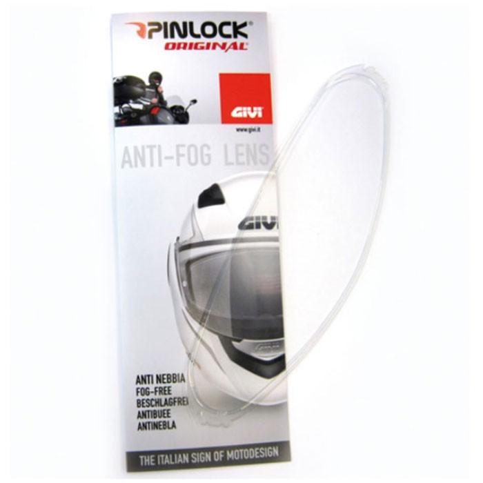 givi pinlock film cran anti bu e autocollant pour casque givi moto scooter incolore z2261r. Black Bedroom Furniture Sets. Home Design Ideas