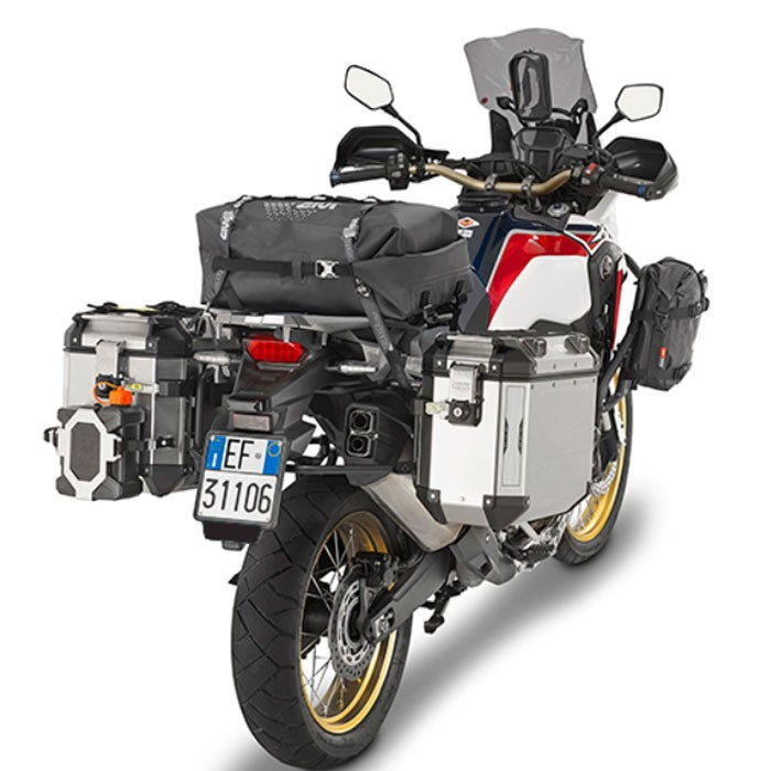 givi sac dos moto sac de selle moto scooter ut802 tanche 35l. Black Bedroom Furniture Sets. Home Design Ideas