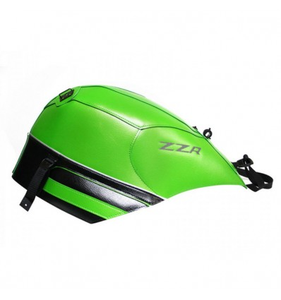 BAGSTER tapis de réservoir moto pour Kawasaki ZZR 1400 2012 à 2018
