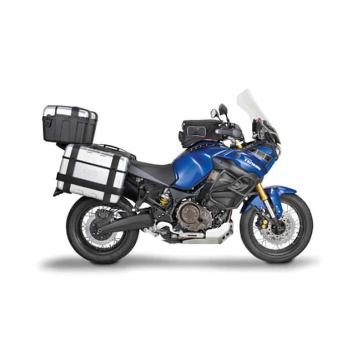 givi yamaha xt 1200 z ze super tenere 2010 2018 sabot moteur en aluminium rp2119. Black Bedroom Furniture Sets. Home Design Ideas