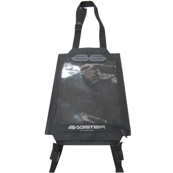 BAGSTER lecteur de carte sacoche moto universel à sangles - XAA010