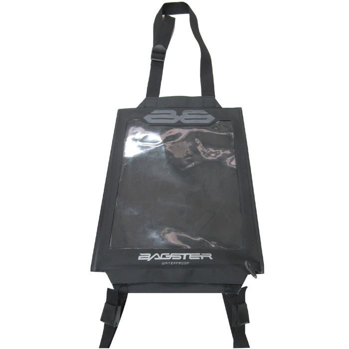 BAGSTER universal motorcycle map reader bag with belts - XAA010