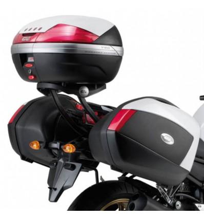 GIVI 366FZ support bras Monorack pour top case GIVI Yamaha FZ8 & FZ8 FAZER 2010 à 2015 porte bagage