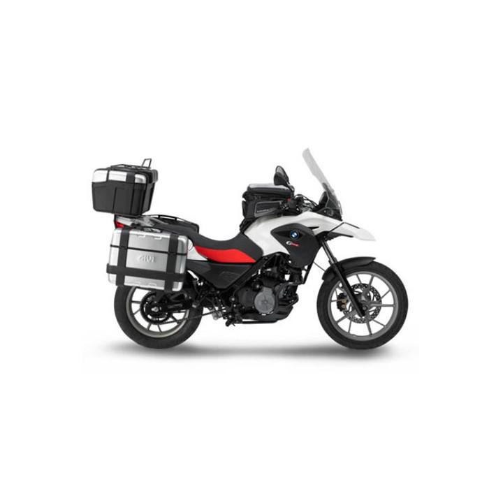 givi pl188 support tubulaire pour valise lat rale givi monokey bmw g650 gs 2011 2016 porte bagage. Black Bedroom Furniture Sets. Home Design Ideas