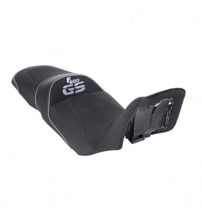 BAGSTER BMW F650 F700 F800 GS 2013 2018 motorcycle comfort READY LUXE saddle - 5343Z