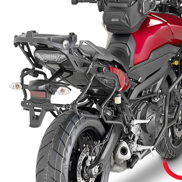 Givi Plxr2122 Quick Support For Luggage Side Case Givi Monokey Side Yamaha Mt09 Tracer 2015 2017