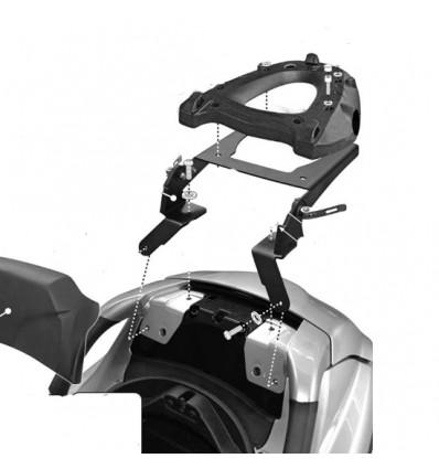 GIVI SR134 support basculant top case MONOKEY PIAGGIO MP3 300 400 TOURING + 500 SPORT BUSINESS 11/14 porte bagage