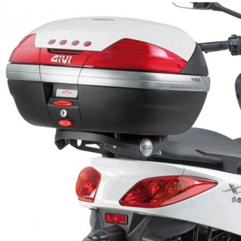 GIVI SR370 top case fitting for luggage top case GIVI MONOKEY YAMAHA 125  250 X MAX ... 203a7bb482ab