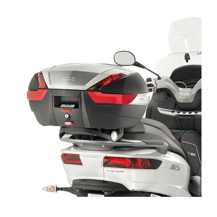 givi sr5609 support top case givi monokey piaggio mp3 300 500 ie sport business 14 15 porte bagage. Black Bedroom Furniture Sets. Home Design Ideas