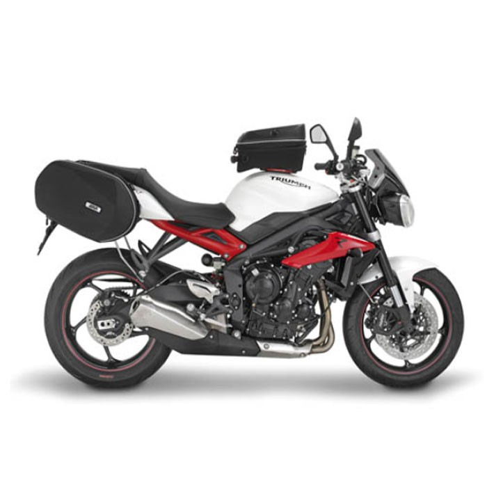 Givi Te6405 Support For Easylock Side Bags Givi Triumph 675 Street