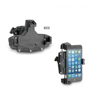 GIVI S920M motorcycle scooter bicycle quad universal GPS & smartphone support for handlebars