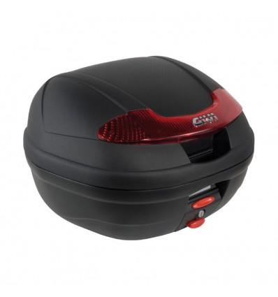 GIVI top case E340 VISION MONOLOCK volume standard 34L